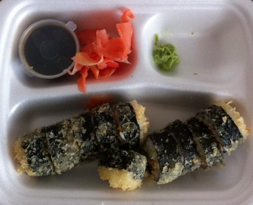 Ролл Джусто, суши-бар Рис