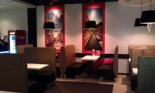 кофейня Segafredo