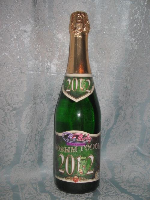 Шампанское PreParty