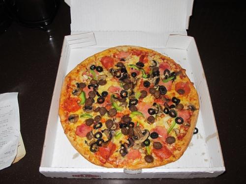 Доставка Пиццы Одинокому Мужику Закрепляется Бесплатным Сексом Онлайн